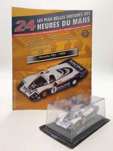 【送料無料】模型車 モデルカー スポーツカーポルシェルマンporsche 956 1982 143 n5270 the most beautiful cars of the 24h of le mans state