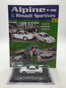 【送料無料】模型車 モデルカー スポーツカーアルパインパリサロンミントブックレットalpine a 110 1300 g paris salon 1970 143 eligor n6380 mint booklet