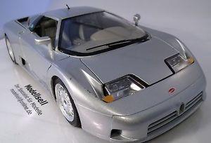【送料無料】模型車 モデルカー スポーツカーブガッティモデルスケールモデルカーbugatti 110eb model of 1991 burago 118 scale model car