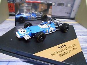 【送料無料】模型車 モデルカー スポーツカーフォーミュラマトラフォードコスワース#モナコf1 formula one matra ford cosworth ms80 8 beltoise monaco 1969 eleven vitesse 1