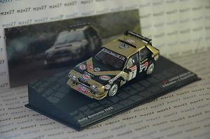 【送料無料】模型車 モデルカー スポーツカーラリーカーランチアデルタサンレモラリーネットワークrally car lancia delta s4 san remo rally 1986 f tabaton 143 ixo altaya