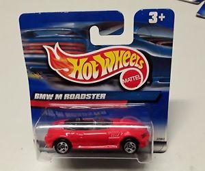 【送料無料】模型車 モデルカー スポーツカーホットレッドホイールロードスターオリジナルボックスオンhot wheels bmw m roadster in red with original box