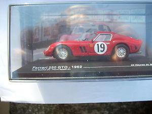 【送料無料】模型車 モデルカー スポーツカーフェラーリルマンferrari 250 gto 1962 24 heures du mans