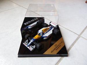 【送料無料】模型車 モデルカー スポーツカーウィリアムズルノーデイモンヒル#オニキスルノーボックスフォーミュラwilliams renault fw15b damon hill 0 onyx 173 renault box 143 1993 f1 formula 1