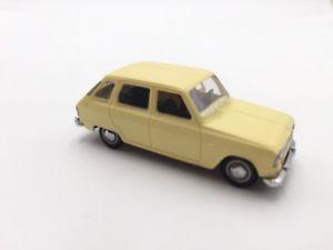 【送料無料】模型車 モデルカー スポーツカールノーフランスブックレットrenault 6 143 french cars norev n28135 booklet
