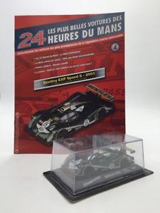 【送料無料】模型車 モデルカー スポーツカールマンbentley exp speed 8 2001 143 n470 the most beautiful cars of the le mans 24
