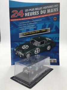 【送料無料】模型車 モデルカー スポーツカーオースティンヒーリールマンaustin healey 30001960 143 n6570 the most beautiful cars of the 24h of le mans