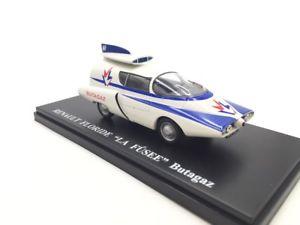 【送料無料】模型車 モデルカー スポーツカールノーアシェットrenault floride butagaz 143 advertising vehicles fascicle n2851 hachette