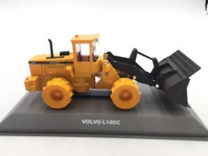 【送料無料】模型車 モデルカー スポーツカーボルボローダアシェットvolvo l180c loader construction vehicles 172 hachette fascicle