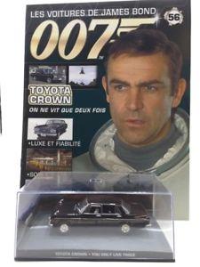 【送料無料】模型車 モデルカー スポーツカートヨタクラウンジェームスボンドtoyota crown you only lives twice n5684 cars james bond 143 fas
