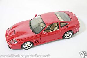 【送料無料】模型車 モデルカー スポーツカーフェラーリマラネロレッドbburago 118 ferrari 550 maranello 1996 red dx2116