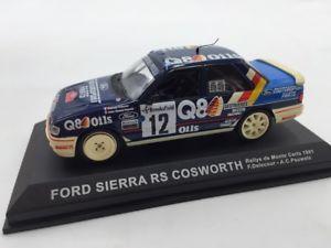 【送料無料】模型車 モデルカー スポーツカーフォードシエラコスワースフランソワデルクールラリーカーford sierra rs cosworth 4x4 delecourpauwels 91 n2270 143 rally cars