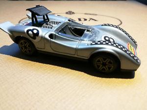 【送料無料】模型車 モデルカー スポーツカーアバルトpolitoys abarth article 3000 and 594