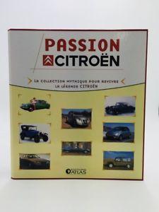【送料無料】模型車 モデルカー スポーツカーバインダーシトロエンアトラスbinder paper passion citroen atlas vgc