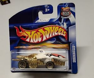 【送料無料】模型車 モデルカー スポーツカーホットホイールハイウェイhot wheels highway 35 sharkruiser 57106 from 2000 in original box