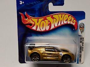 【送料無料】模型車 モデルカー スポーツカーホットホイールロータスオリジナルボックススポーツエリーゼhot wheels lotus sport elise 36100 in original box