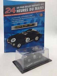 【送料無料】模型車 モデルカー スポーツカージャガールマンjaguar xk 120c 1953 143 n4370 the most beautiful cars of the 24h of le mans
