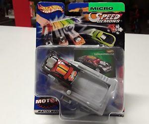 【送料無料】模型車 モデルカー スポーツカーホットホイールマイクロスピードhot wheels micro speed demonds overbored 454 24 bnib