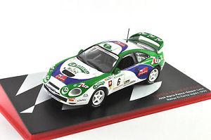 【送料無料】模型車 モデルカー スポーツカートヨタセリカグアテマラ#ラリーエルコルテイングレスtoyota celica gtfour 6 rally el corte ingles de 1996 143me