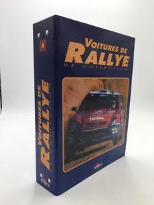 【送料無料】模型車 モデルカー スポーツカーバインダーコレクションラリーラリーカーbinder collection cars 143 rally rallye cars very good condition