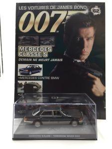 【送料無料】模型車 モデルカー スポーツカーメルセデスクラスジェームスボンドmercedes s class tomorrow never dies n6284 cars james bond 143