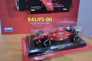 【送料無料】模型車 モデルカー スポーツカーフェラーリコレクションフェラーリアランプロストferrari f1 collection 143 ferrari 64190 alain prostdossier including