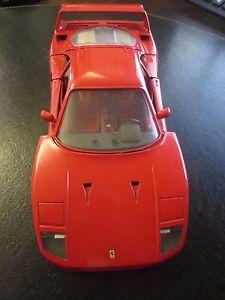 【送料無料】模型車 モデルカー スポーツカーフェラーリburago ferrari f40 1987, 118