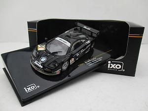 【送料無料】模型車 モデルカー スポーツカーマクラーレン※サラネットワークスケールmclaren f1 gtr * 1 * 1000km suzuka 1995 * bellmsala * ixo * 143 scale * ovp