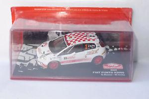 【送料無料】模型車 モデルカー スポーツカーフィアットプント#モンテカルロaltaya fiat punto s 2000 2 monte carlo 2009 g basso mr dotta 143