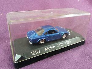 【送料無料】模型車 モデルカー スポーツカーアルパインルノーボックスsolido 143 alpine renault a110 1600s berlinette in box
