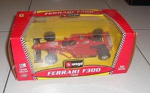 【送料無料】模型車 モデルカー スポーツカーフェラーリスケールボックスフォーミュラcar ferrari f300 1998 bburago scale 124 6503 in box formula 1 quality