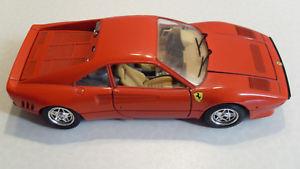 【送料無料】模型車 モデルカー スポーツカーフェラーリモデルカーブランクferrari gto 1984 model car metal blank estate heritage attic find