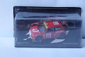 【送料無料】模型車 モデルカー スポーツカーネットワークフィアットプントラリーサンレモixo altaya fiat punto s1600 rally san remo 2003 143