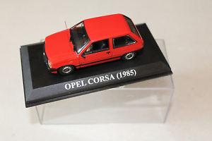 【送料無料】模型車 モデルカー スポーツカーオペルコルサopel corsa