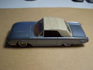 【送料無料】模型車 モデルカー スポーツカーフォードサンダーバードsolido ford thunderbird 1961 143 no 4504 1985