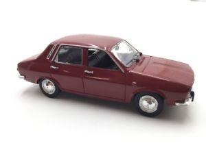 【送料無料】模型車 モデルカー スポーツカールノーフランスブックレットrenault 12 tl 143 french cars norev n125135 booklet