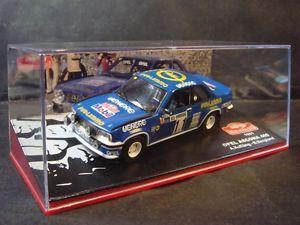 【送料無料】模型車 モデルカー スポーツカーオペルアスコナ#モンテカルロラリーネットワークopel ascona 400 11 rallye monte carlo 1981 143 ixoaltaya