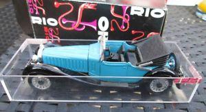 【送料無料】模型車 モデルカー スポーツカーブガッティロワイヤルリオm92 143 bugatti royale mod 41 1927 scoperta rio
