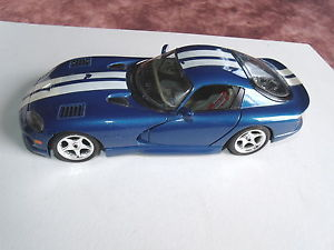 【送料無料】模型車 モデルカー スポーツカーミニチュアカーダッジバイパークーペminiature car b0 dodge viper gts coupe