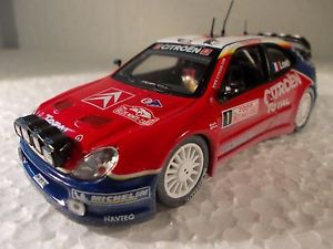 【送料無料】模型車 モデルカー スポーツカーシトロエンクサラモンテカルロcitroen xsara wrc 2005 monte carlo