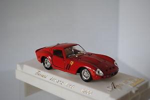 【送料無料】模型車 モデルカー スポーツカーフェラーリボックスミニチュアsolido ref 4506 ferrari 250 gto 1963 in box miniature 143