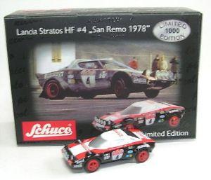 【送料無料】模型車 モデルカー スポーツカーランチアラリーサンレモlancia stratos hf n 4 rally san remo 1978