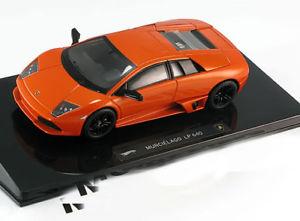 【送料無料】模型車 モデルカー スポーツカーランボルギーニムルシエラゴオレンジ143 hotwheelselite lamborghini murcielago lp640 orange