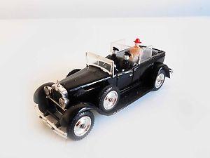 【送料無料】模型車 モデルカー スポーツカーフィアットミニマシンfiat 525n mini machine 143 made in italysolid