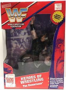 【送料無料】模型車 モデルカー スポーツカーレスリングtas002000 1997 jakks wwf wwe heroes of wrestling undertaker