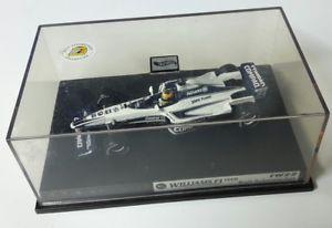 【送料無料】模型車 モデルカー スポーツカーウィリアムズシューマッハフォーミュラwilliams bmw power fw22 2000 r schumacher f1 formula 1 no 9 at 143 hotwheels