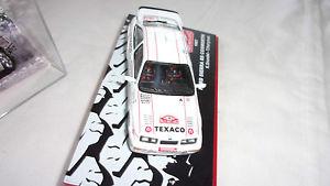 【送料無料】模型車 モデルカー スポーツカーフォードシエラコスワースラリードモンテカルロford sierra rs cosworth rallye de monte carlo 1987