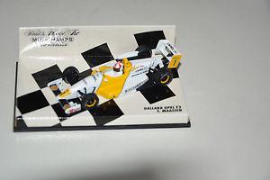 【送料無料】模型車 モデルカー スポーツカーダラーラオペルマーセンdallara opel f3 s maassen 143 1994