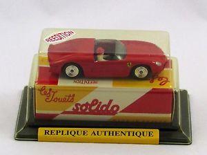 【送料無料】模型車 モデルカー スポーツカーフェラーリソリッドferrari 2,5l 1962 1108 reissue 143 solid