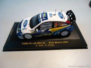 【送料無料】模型車 モデルカー スポーツカーネットワークラムフォードフォーカス#ラリーメキシコixo 143 ram185 ford focus wrc 4 rally mexico 2005 23178